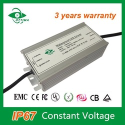 3 years warranty constant voltage led driver 12v 60w dimmable