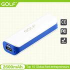 2200mah mini manufacture wholesale portable power bank for iphone,ipad,mobile phone