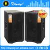 professional audio speakers with disco lights dj mixer