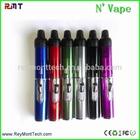2014 alibaba best selling electric n vape vaporizer incense burner pen dry herb burner or wax electric oil burner