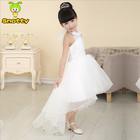 Snotty Import newest design short front & long back flower girl dress wholesale