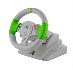 For xbox 360 vibratory wired game steering wheel