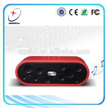 double speaker sd waterproof speakers