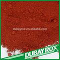 Estándar de óxido de hierro rojo pigmento Made In China pigmento en polvo para hormigón