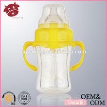 wide neck BPA free 120ml / 4oz baby feeding bottle,baby bottle case Guangzhou