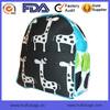 Custom Made Black and White Giraffe with Polka Dots Backpack for a Preschooler Kids School Bag Girls