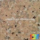 Acrylic multi color granite spray paint interior building coating granite stone paint -texture paint in building coating