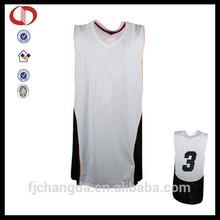 Cannda new design basketball jerseys blank