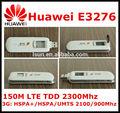 Huawei 4 G LTE módem usb dongle del 150 M E3276 100% a estrenar original unlock usb del manguito rotador