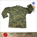 Woodland camuflaje Digital de ACU uniforme militar