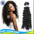 Bon bouclés cheveux péruvienne 3pcs/set 22/24/26, top aaaaaa virgin tissage de cheveux humains de la livraison gratuite