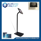 iPad Stand Floor Tablet Kiosks tablet stand