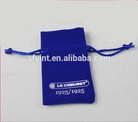 velvet drawstring bag (directly from factory)