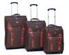 2014 sky travel luggage,polo trolley luggage,top quality nylon luggage bag belt