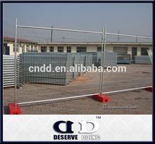 Australia temporary fence portable metal fence backyard metal fence