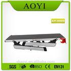 Stable Aluminum ladder platform for car washing