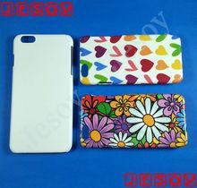 JESOY 3D sublimation case for iphone 6, Heat Press 3D Cases, For iphone 6 plus Sublimation Case