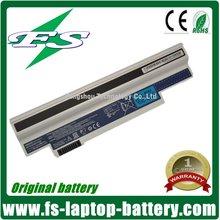 Promotional Original Laptop Batteries for Acer Aspire one UM09G31 UM09H31 UM09H36 UM09H41 532h NAV50 Battery
