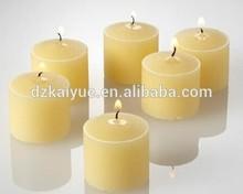 Ivory Votive candle