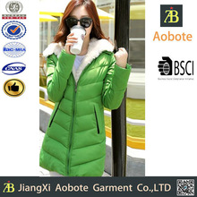 2015 new fashion long slim hoodie woman winter clothing,winter garment