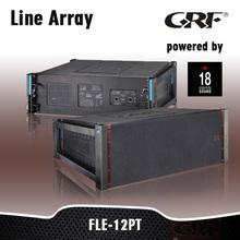 """Outdoor 3-Way 12"""" 18 Sound Drive Line Array Speaker"""