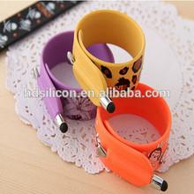 slap pen new product slap stylus wholesale silicone slap bracelet
