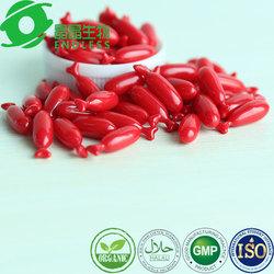 halal supplement red yeast rice liquid softgel