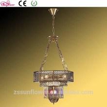 Birdcage of mosque chandelier moroccan chandelier lighting from alibaba express