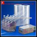 Bopp filme plástico para capadelivro, caixas de vinho, etc.