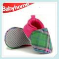 precioso suave tejido de punto china zapatos de bebé zapatos pequeños china zapato del niño