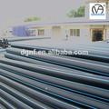 Souterrain. polyéthilène tuyaux d'approvisionnement en eau fabriqués en chine