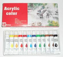 Acrylic Paint sets,pictures Color Paint,Water Paint