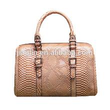 2014 new Faux crocodile skin Boston bags for women