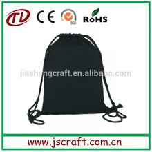 Wholesale nylon custom printed dust proof backpack,custom drawstring bag
