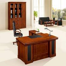 One-stop office furniture solutions high end wooden executive desks(FOH-HS-A2072)