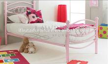 cheap iron mesh metal bed/slat bed base - mattress support frame -- metal bed base (MB-06)