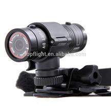 2014 New 1PC Smallest Full HD 1080P Helmet Camera Waterproof Sport Outdoor Action Camera Mini DV Cam