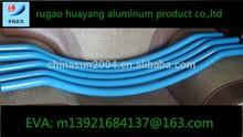 high quality powder coated round aluminum snow handle