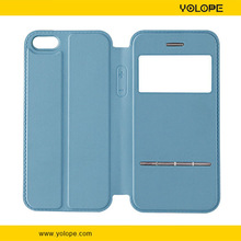 SensorCover Leather Case For Iphone 6 , For Iphone 6 Leather Case