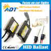 Slim canbus hid ballast 9-32V 35W 55W 75W car auto HID xenon ballast kit for bmw headlights