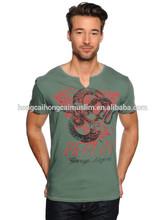 moda camisetas para homens com design personalizado