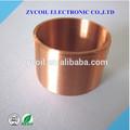 electromagnética de aire de la bobina de cobre