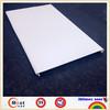 normally powder coated aluminum C shaped ceiling panels