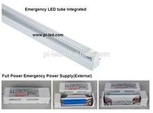 1200MM 120pcs LEDs smd2835 2*18W led tube emergency full power