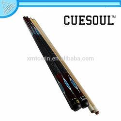CUESOUL Handmade Maple shaft Pool Cue