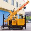 Crawler mounted water well drilling machine, Model No. YSL-200