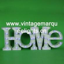 direct manufacturer of home decor letter