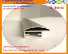 easy going China grade aluminium extrusion railing profile manufacturer