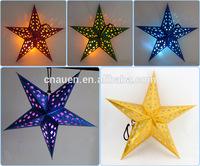 new design Decorative Paper Star