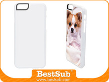 BestSub New Sublimation Phone Cover for iPhone 6 Cover Phone Cover (IP6K01W)